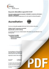 Accreditation Calibration Laboratory