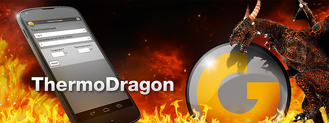 The new GÜNTHER-App Thermodragon